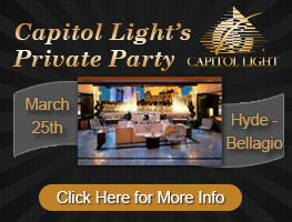 Capitol Light's Private Party 2015
